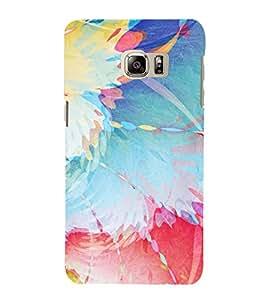 MODERN ART VINTAGE SKETCH PATTERN 3D Hard Polycarbonate Designer Back Case Cover for Samsung Galaxy Note 5 Edge