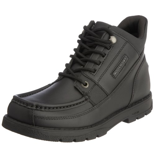 Rockport Youth Marangue Boot Black APM37853 6 UK