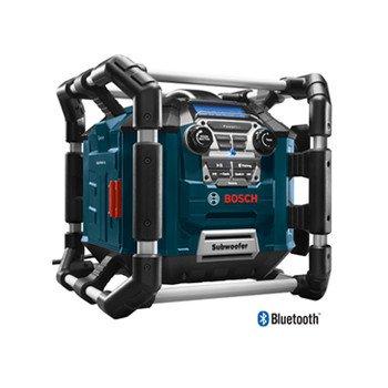 bosch pb360c power box jobsite am fm radio charger digital media stereo electronics audio audio. Black Bedroom Furniture Sets. Home Design Ideas