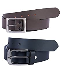 Hardy's Collection Men's Belt (Hardy-788_Multi-Coloured_32)