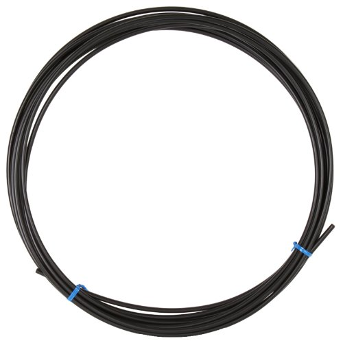 Shimano SIS Gear Housing Cable (4mm X 10 m, Black) (Shimano Cable Housing compare prices)