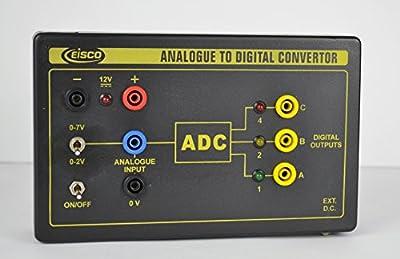 Digital to Analogue Convertor