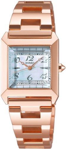 梨花 × WIRED f (リンカ × ワイアード エフ) AGEK033 腕時計 レディース