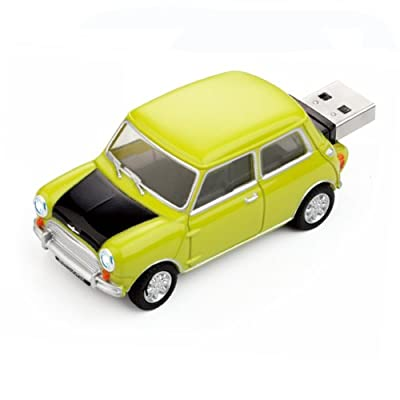 4GB BEAR Mini Cooper USB Flash Memory Drive from JellyFlash
