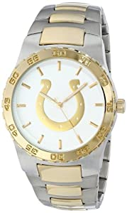 Game Time Mens NFL-EXE-IND Indianapolis Colts Watch by Game Time