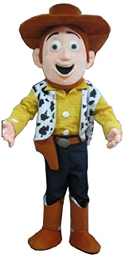 Cartoon mascot Costume woody toy story adult fancy