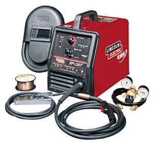 Lincoln Electric K18731 Lincoln SP135T MIG/Flux Welder