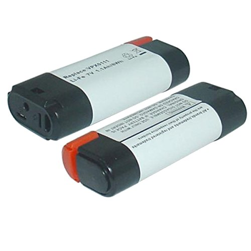 7Volt 1100Mah Replacement Battery For 7.2V Black & Decker Vpx1101, Vpx1301, Vpx2102, Vpx0111