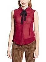 Rinascimento Camisa Mujer (Rojo)