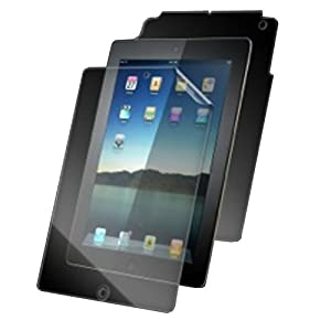 ZAGG InvisibleSHIELD for iPad 2, Full Body (APPIPADTWOLE) by Zagg