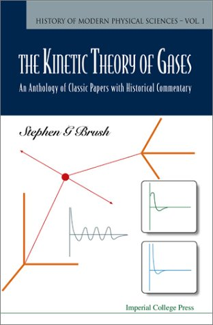 The kinetic theory of gases: An anthology of classic papers with historical commentary