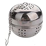Multifunction Tea Diam 5.5cm Stainless Ball Locking Infuser Strainer Tea kettles