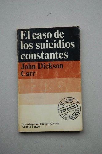 El Caso De Los Suicidios Constantes