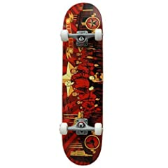 Click here to buy Andy Mac Zon Complete Skateboard (7.625 x 31.625) by Andy Mac Skateboards.