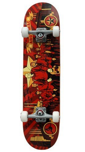 Andy Mac Zon Complete Skateboard (7.625 x 31.625)