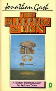 The Sleepers of Erin: A Lovejoy Mystery, Jonathan Gash