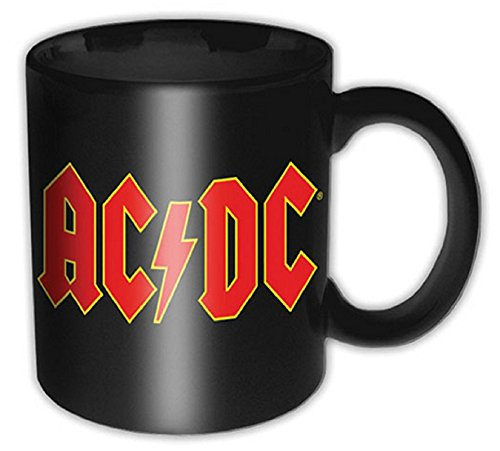 ACDC Mug, Logo by AC/DC