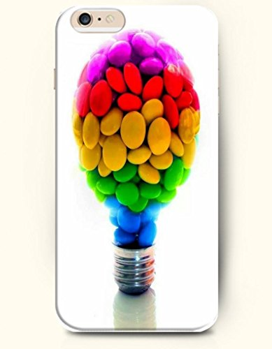 Apple Iphone 6 Case ( 4.7 Inches) With Design Of Colorful Electric Light Bulb - Rainbow Color Series -Oofit Authentic Iphone Skin