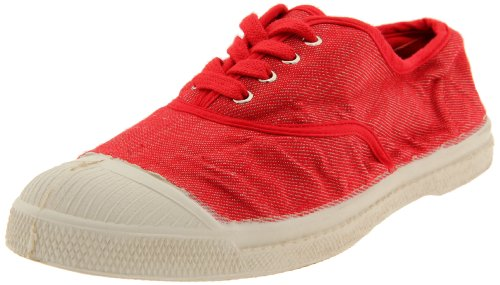 Bensimon Women's Tennis Denim Fashion Sneaker