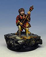 Stonehaven Dwarf Mage Miniature