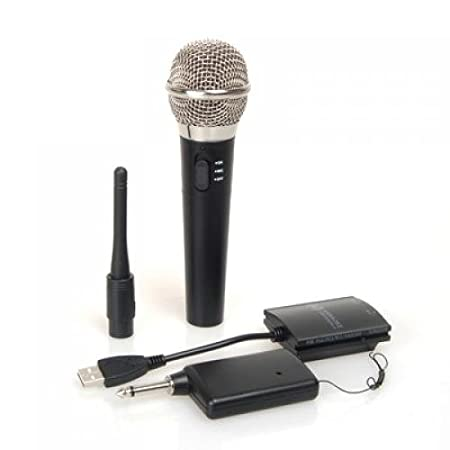 Wireless Karaoke Microphone for Xbox 360 Nintendo Wii Sony PS2 Sony PS3 - Worldwide free shipping