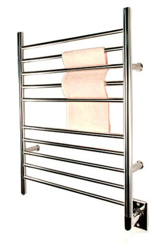 Sale!! Amba RWH-SP Radiant Hardwired Straight Towel Warmer, Polished
