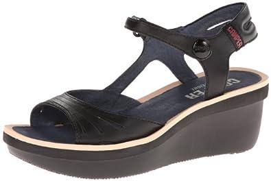 Amazon.com: Camper Women's Beetle Ada Wedge Sandal: Shoes
