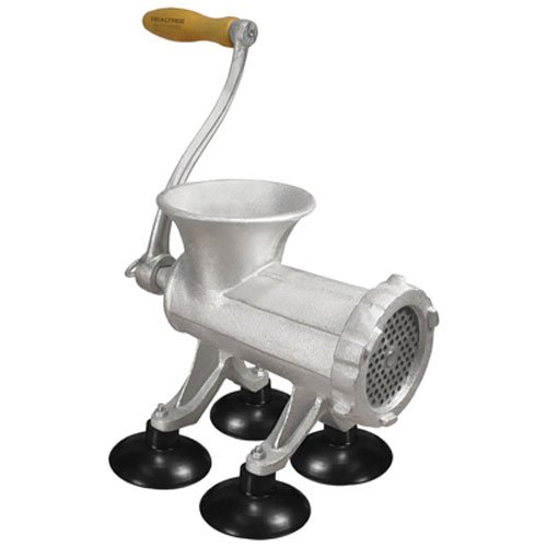 Weston Realtree Manual Meat Grinder/Sausage Stuffer, Silver (Weston 22 Meat Grinder compare prices)