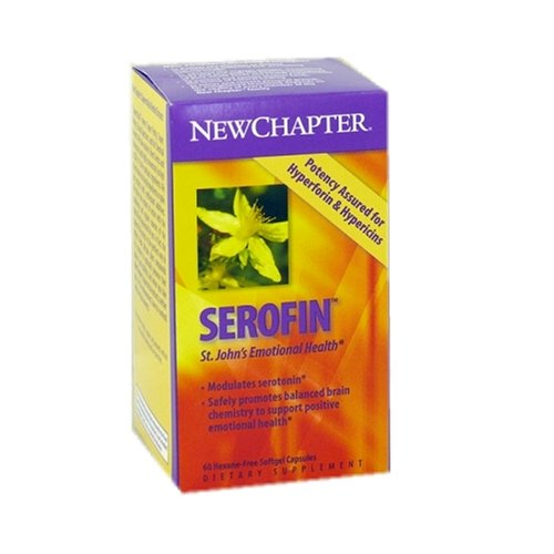 New Chapter Serofin