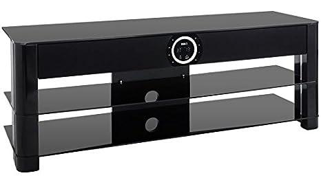 "Tibo Manhattan 58"" TV Stand & Integrated Soundbar with Bluetooth 4.0"