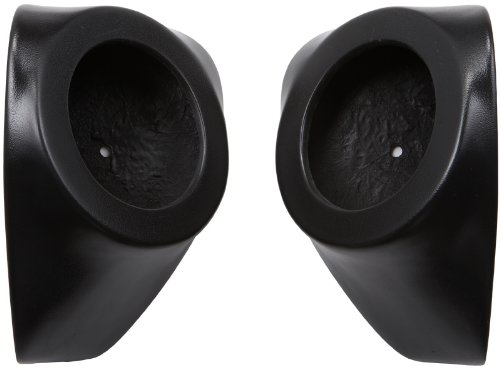 "Ssv Works Kawasaki Teryx Rear Bed Stereo Speaker Pods Designed For 6 1/2"" Speakers"