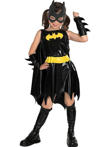 Super DC Heroes Batgirl Child's Costume