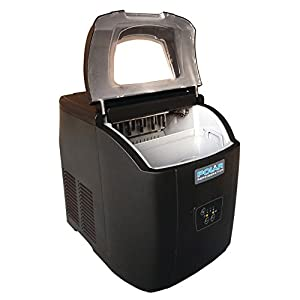 Polar Manual Fill Counter Top Ice Maker with 10 Kg Output Per 24 Hours