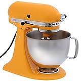 Kitchenaid Artisan 5KSM150PSEYP Robot Ménager Jaune Tournesol