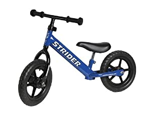 Strider ST-2 PREbike Balance Running Bike (Blue)
