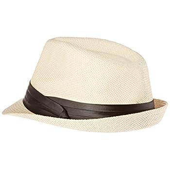 Simplicity Men / Women Summer Vintage Straw Fedora