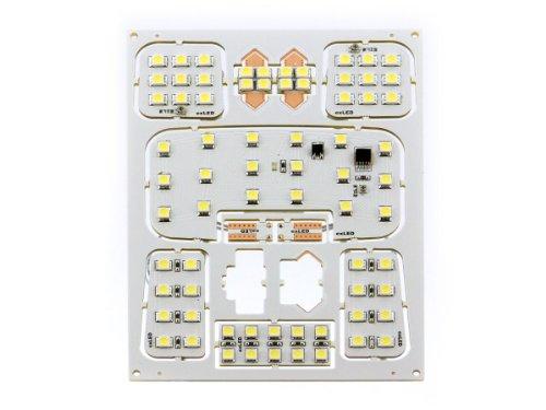 Exled Hyundai Elantra Avante Md Custom Interior Led Lights Kit (6000K)
