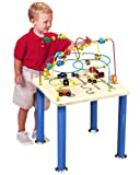 Traffic Jam Rollercoaster Table by Anatex