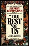 The Rest of Us (0425080749) by Stephen Birmingham