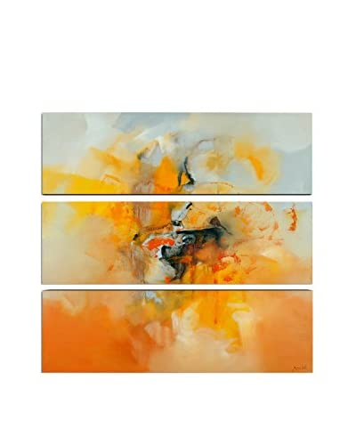Zavaleta Abstract IV 3-Panel Art Set