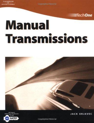 Techone: Manual Transmissions