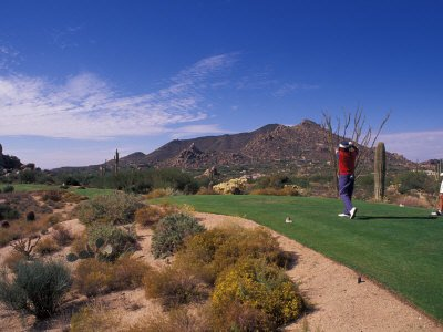 The Boulders Golf Course, Scottsdale, Arizona