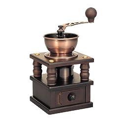 Hario Hand Crank Coffee Grinder Mill Ceramic Burr Grinder Manual Roman N MRS-8N