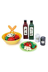 Green Toys Recycled Made in USA Salad Set (Multi)