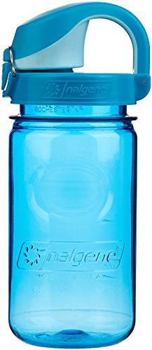 Nalgene Kids OTF Bottle, Blue, 12 oz (Water Bottle 12 Oz compare prices)