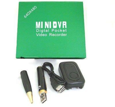 hd camcorder pen instructions