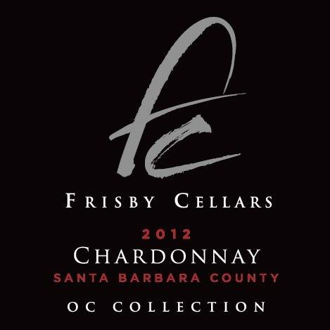 2012 Frisby Cellars Chardonnay Santa Barbara 750 Ml