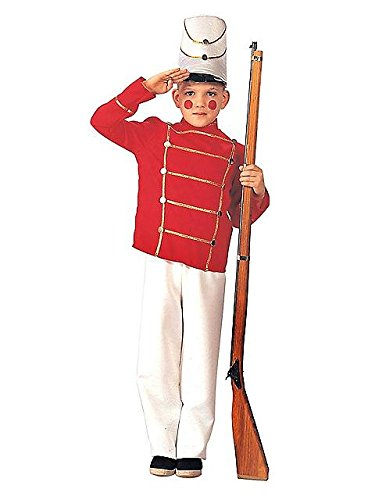 Kid's Toy Soldier Costume L