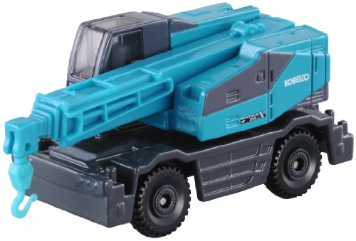Tomica No.73 Kobelco Rough Terrain Crane Panther-X 250 (Box) - 1