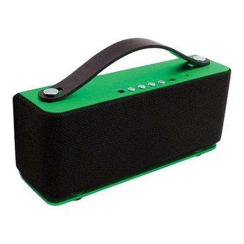 Chill Pill Audio Chill Box Portable Bluetooth Speaker - Green (S/Chi11882)